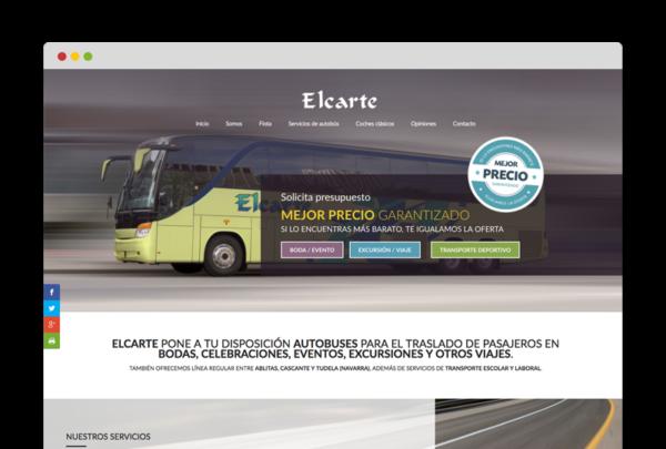 Autobuses Elcarte