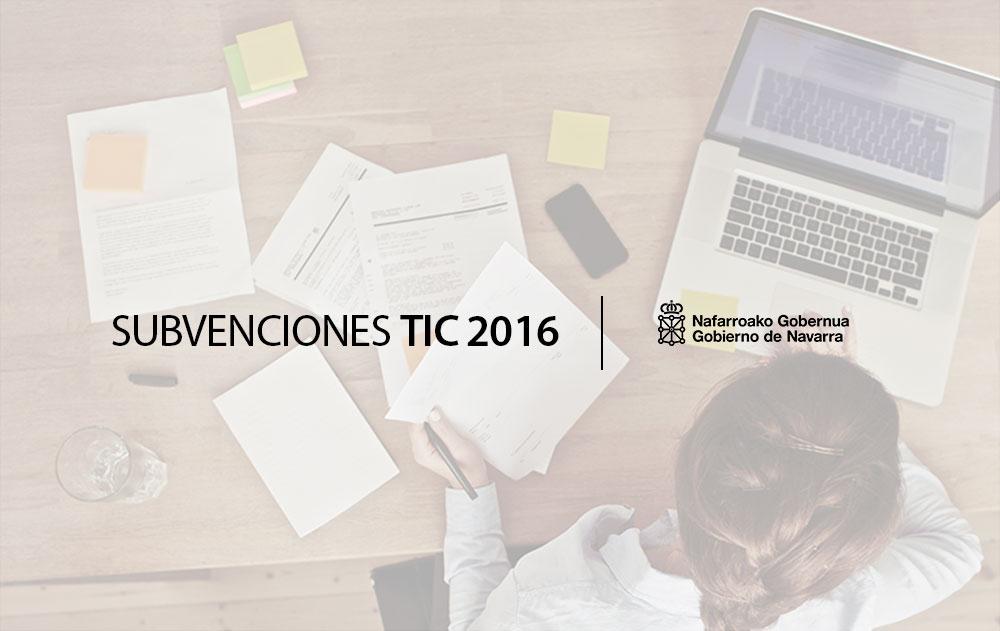 Subvenciones 2016 Para Páginas Web Y Tiendas Online