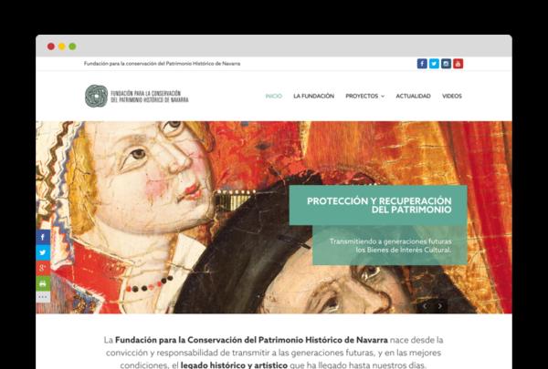 Fundación Conservación Patrimonio Histórico De Navarra