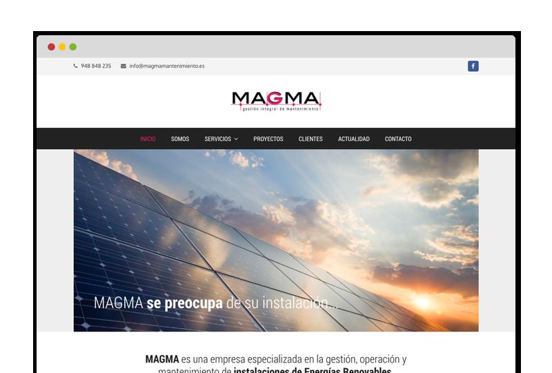 Magma Mantenimiento