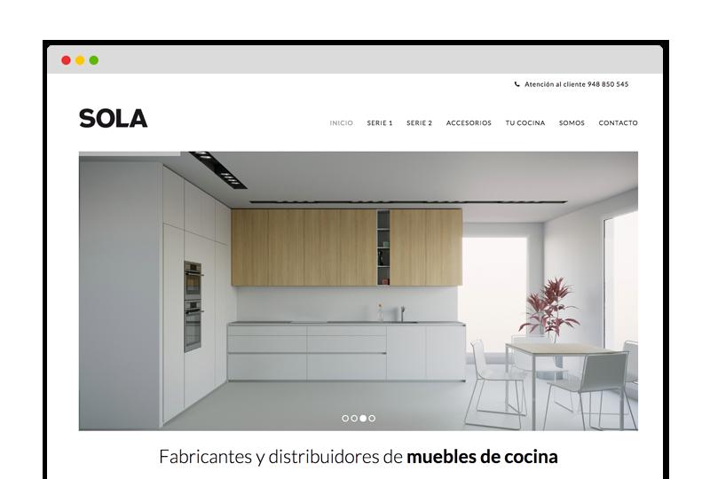 Proyecto SOLA Cocinas